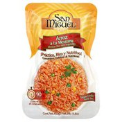 San Miguel Rice, Mexican, with Vegetables, Family Size