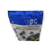 PICS Frozen Wild Blueberries