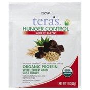 Teras Organic Protein, Satiety Blend, Fair Trade Certified Dark Chocolate Cocoa