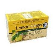 Bigelow Lemon Ginger Herbal Tea