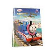 Golden Books Publishing Thomas Takes a Vacation Hologramatic Sticker Book