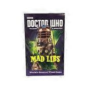 Mad Libs Doctor Who Villains & Monsters