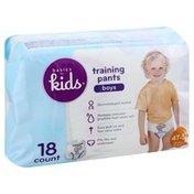 Basics For Kids Training Pants, 4T-5T (38 lb & Over), Boys