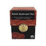 Buddha Teas Reishi Mushroom Organic Herbal Tea