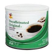SB Decaffeinated Original Medium Roast Ground Coffee