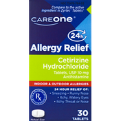 CareOne Allergy Relief, 10 mg, Tablets