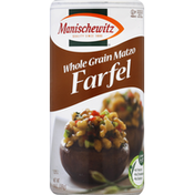 Manischewitz Farfel, Whole Grain Matzo