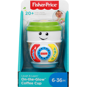 Fisher-Price On-the-Glow Coffee Cup, 6-36M