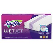 Swiffer Wetjet Multi Surface Floor Cleaner Spray Mop Pad Refill