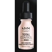 NYX Professional Makeup Drop Foundation, Porcelain TCPDF03
