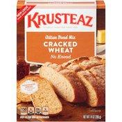 Krusteaz No Knead Cracked Wheat Artisan Bread Mix