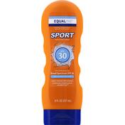 Equaline Sunscreen Lotion, Broad Spectrum SPF 30
