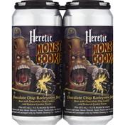 Heretic Beer, Monster Cookie