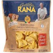 Giovanni Rana Tortelloni, Chicken Mozzarella, Family Size