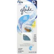 Glade Air Freshener, Vent Oil, Clean Linen
