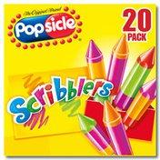 Popsicle Ice Pops Scribblers