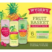 Wyder's Cider Cider, Assorted, Variety Pack