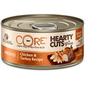 Wellness Core Natural Chicken & Turkey Grain Free Wet Canned Cat Food