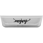 Pyrex Storage Container, Glass, 6 Cup