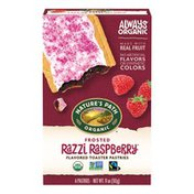 Nature's Path Razzi Raspberry Frosted Toaster Pastries