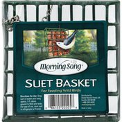 Morning Song Suet Basket