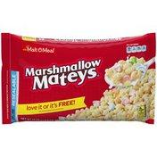 Malt-O-Meal Marshmallow Mateys Malt-O-Meal Marshmallow Mateys Cereal