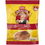 Abuelita Authentic Mexican Chocolate Drink Mix