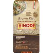 Hinode Brown Rice, Calrose Medium Grain