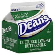Dean's Buttermilk, Cultured, Lowfat