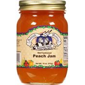 Amish Wedding Jam, Peach, Old Fashioned
