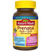 Nature Made Prenatal + DHA Softgels