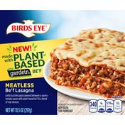 Birds Eye Meatless Be'f Lasagna