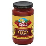 Rizzos Pizza Sauce, Premium, Homemade
