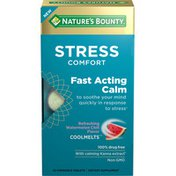 Nature's Bounty Calm, Fast Acting, Refreshing Watermelon Chill Flavor, Chewable Tablets