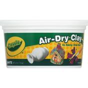 Crayola Clay, Air-Dry, White