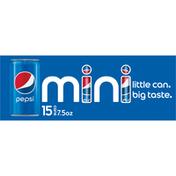 Pepsi Cola, Mini