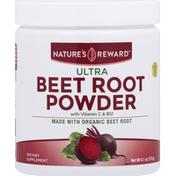 Nature's Reward Beet Root Powder, Ultra