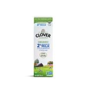 Clover Sonoma Organic 2% Reduced Fat Milk Quart