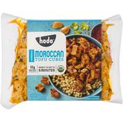 Hodo Tofu Cubes, Organic, Moroccan, Chermoula