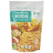 Pereg Natural Foods Seasoned Bread Crumbs Mexican, Non-GMO, Vegan, Kosher