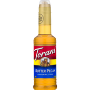 Torani Flavoring Syrup, Butter Pecan