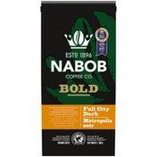 Nabob Bold Full City Dark Roast Ground Coffee
