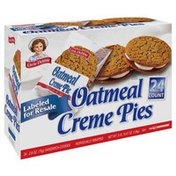 Little Debbie Snack Cakes, Oatmeal Creme Pies