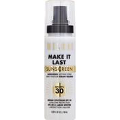 Milani Sunscreen Setting Spray, Broad Spectrum SPF 30