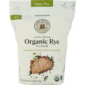 King Arthur Baking Company Rye Flour, Organic, Classic Medium