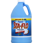 Sta Flo Liquid Starch, Concentrated