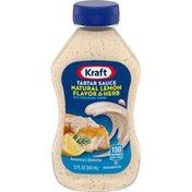 Kraft Tartar Sauce with Natural Lemon Flavor & Herb