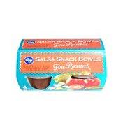Kroger Salsa Snack Bowls