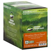 Green Mountain K Cup Decaf