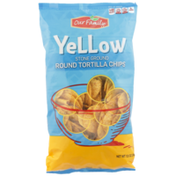 Our Family Yellow Stone Ground Round Tortilla Chips